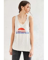 Comune - X Uo California Sunset Muscle Tee - Lyst