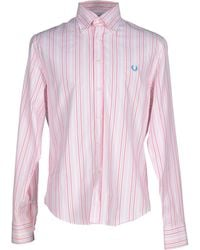 Fred Perry   Shirt   Lyst