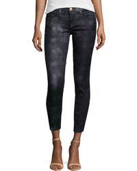 Current/Elliott Slimfit Stretch Jeans - Lyst