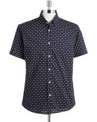 7 Diamonds - Short-sleeve Sportshirt - Lyst