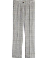 Etro Wool Pants - Lyst