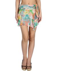Miss Naory Multicolor Sarong - Lyst