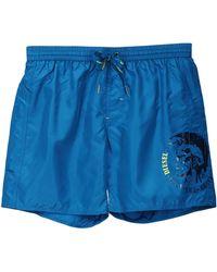 Diesel Blue Swimsuit 00s7xvbmbxmark - Lyst