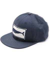 Mollusk - Whale Patch Hat - Lyst
