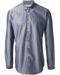 Mr Start - Mini Button Down Shirt - Lyst