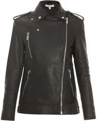 Elizabeth And James Renley Leather Jacket - Lyst