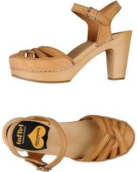 Swedish Hasbeens Sandals - Lyst