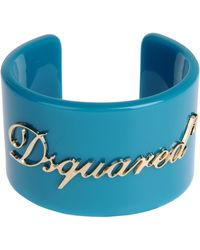 DSquared² Bracelet blue - Lyst