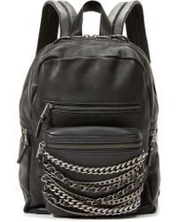 Ash - Domino Small Backpack - Lyst