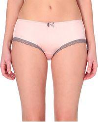 Freya Pink Rapture Shorts - Lyst