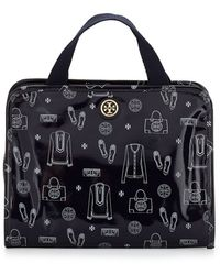 Tory Burch Bi-fold Hanging Travel Organizer Bag - Lyst
