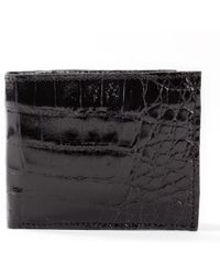 Anne Sisteron - Crocodile Wallet - Lyst