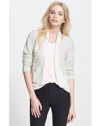 Rebecca Taylor Tweed Jacket - Lyst