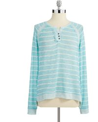 Vintage America Carolina Striped Shirt - Lyst