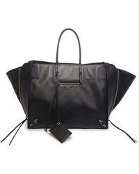 Balenciaga Black Borse - Lyst