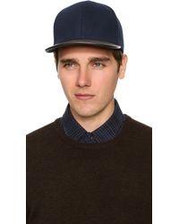 Rag & Bone Baseball Cap - Lyst
