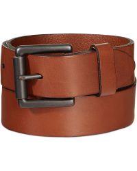 Levi's Bridle Roller Buckle Belt - Lyst
