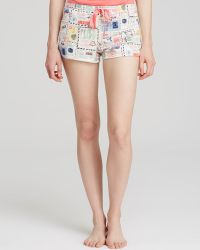Jane & Bleecker New York - Road Trip Jersey Shorts - Lyst