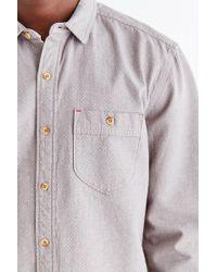 Koto - Long-Sleeve Dobby Button-Down Shirt - Lyst