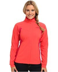 The North Face Ruby Raschel Jacket - Lyst