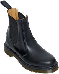 Dr. Martens 30Mm Chelsea Leather Boots - Lyst