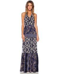 Gypsy 05 Halter Maxi Dress - Lyst