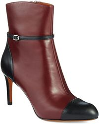 Marc By Marc Jacobs Colorblock Booties - Lyst