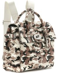 Mulberry - Cara Delevingne Calfhair Bag - Lyst