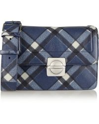 Marc By Marc Jacobs Top Schooly Printed Leather Shoulder Bag - Lyst