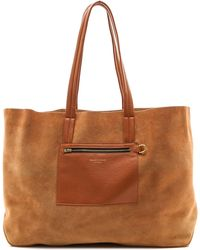 Deadly Ponies | Mr Port Tote Rust | Lyst