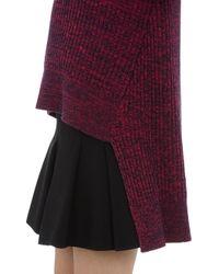 Thakoon Mélange Rib-knit Sweater - Lyst