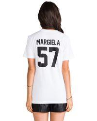 LPD New York - Lpd Nyc Margiela Tee - Lyst