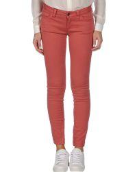 Dolce & Gabbana | Casual Pants | Lyst
