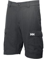 Helly Hansen Jotun Qd 11-Inch Cargo Shorts - Lyst
