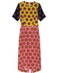 House of Holland Emily Dress multicolor - Lyst