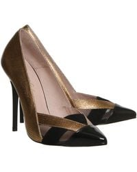 Office Sophistication Cut Out Detail Point - Lyst