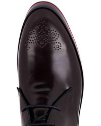 Nicholas Kirkwood - Leather Desert Boots - Lyst