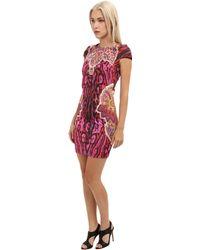 Just Cavalli dresses mini dresses - Lyst