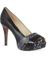 Nine West Chrissy Heeled Court Shoes - Lyst
