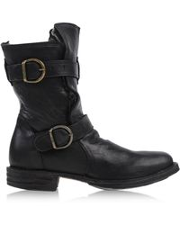Fiorentini + Baker Ankle Boots - Lyst