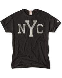 Todd Snyder X Champion | Nyc T-shirt | Lyst