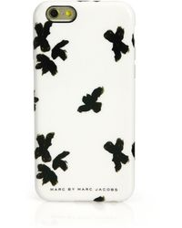 Marc By Marc Jacobs Floral Iphone 6 Case - Lyst