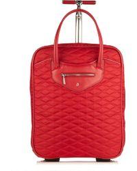 Knomo - Scala Scarlet Business Bag - Lyst