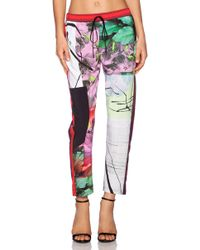 Clover Canyon Painted Garden Pant - Lyst