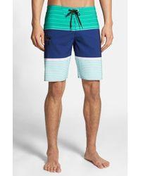 Volcom Men'S 'Horizon' Board Shorts - Lyst
