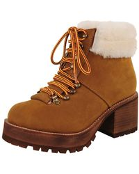 Jeffrey Campbell Cantrell brown - Lyst