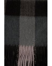 Burberry Scarf - Lyst