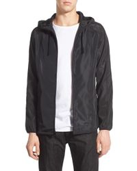 Kane & Unke - Hooded Zip Jacket - Lyst