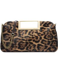 Michael Kors Michael Berkley Large Clutch - Lyst