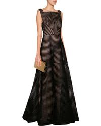 Elie Saab Fantasy Fabric Floor-length Gown - Lyst